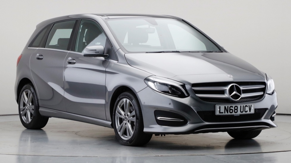 2018 Used Mercedes-Benz B Class 1.6L Exclusive Edition B200