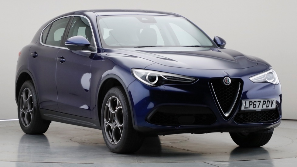 2018 Used Alfa Romeo Stelvio 2L Speciale T