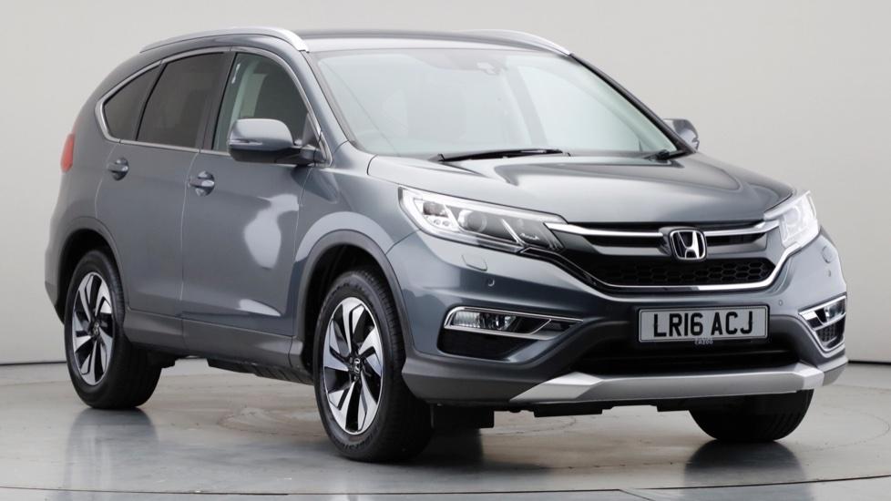 2016 Used Honda CR-V 2L SR i-VTEC
