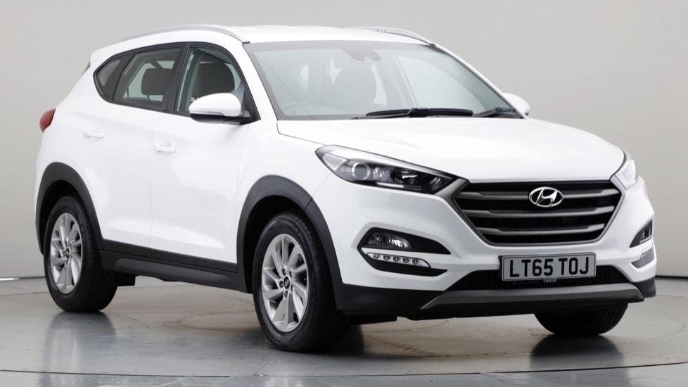 2015 Used Hyundai Tucson 2L SE Nav CRDi