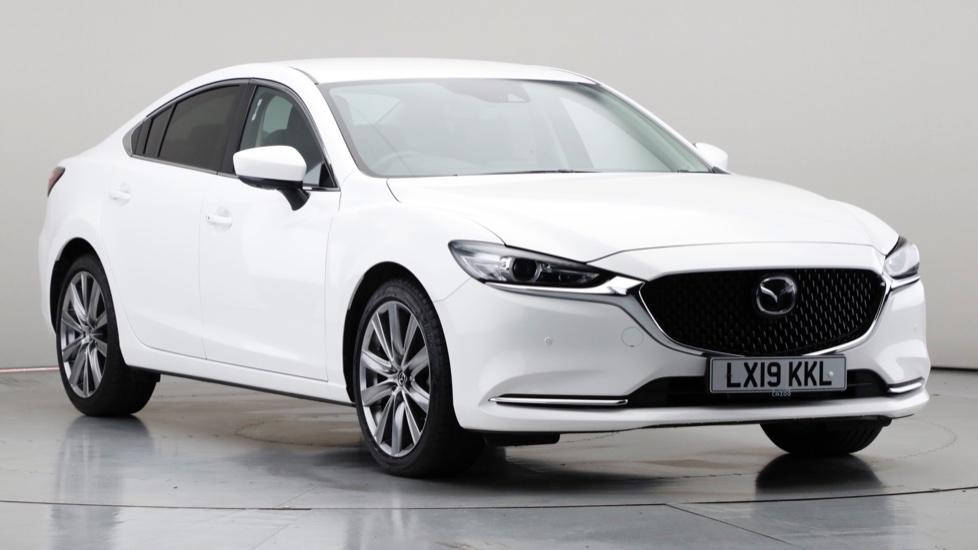 2019 Used Mazda Mazda6 2L Sport Nav+ SKYACTIV-G