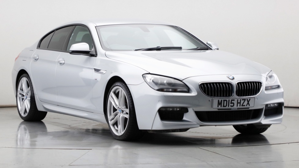 2015 Used BMW 6 Series Gran Coupe 3L M Sport 640d