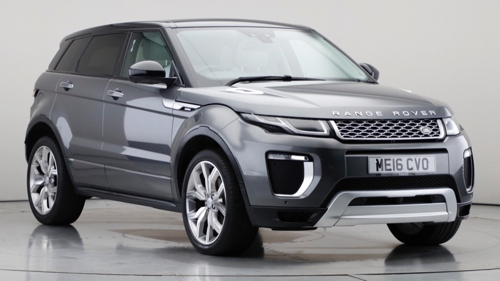 2016 Used Land Rover Range Rover Evoque 2L Autobiography TD4