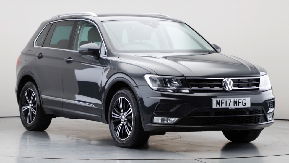 2017 Used Volkswagen Tiguan 1.4L SE Navigation BlueMotion Tech TSI