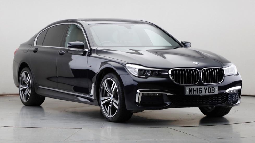 2016 Used BMW 7 Series 3L M Sport 730Ld