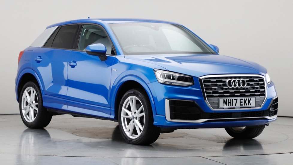 2017 Used Audi Q2 1.6L S line TDI