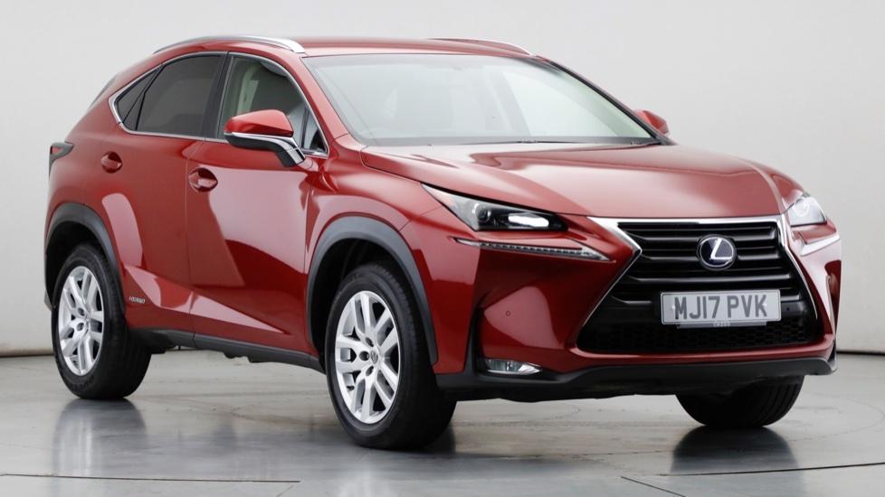 2017 Used Lexus NX 300h 2.5L Luxury