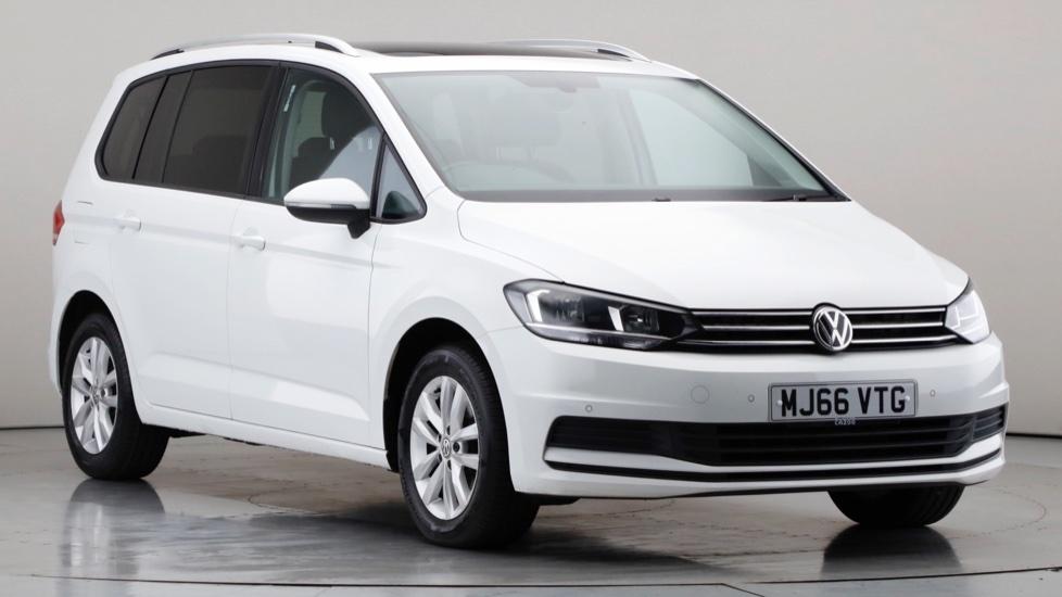 2016 Used Volkswagen Touran 1.6L SE Family BlueMotion Tech TDI