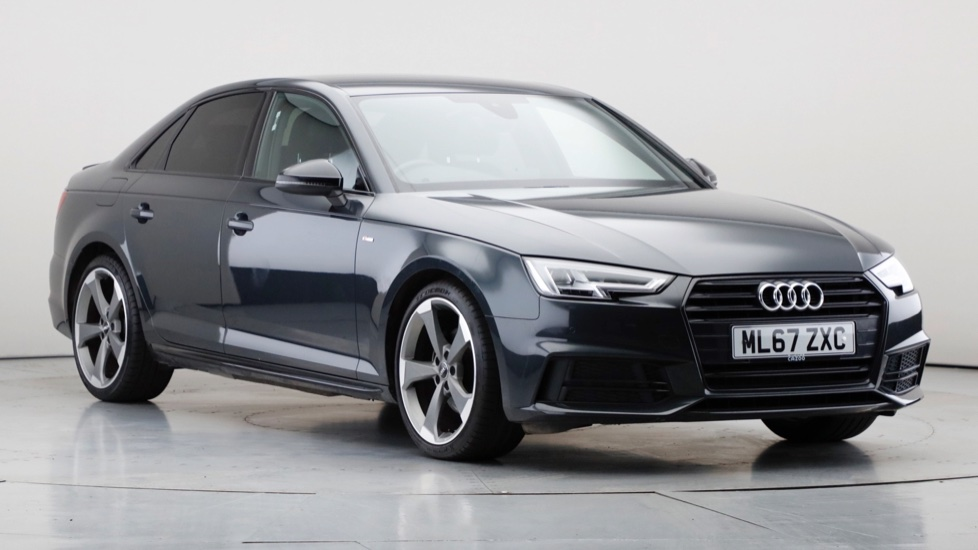 2017 Used Audi A4 1.4L Black Edition TFSI