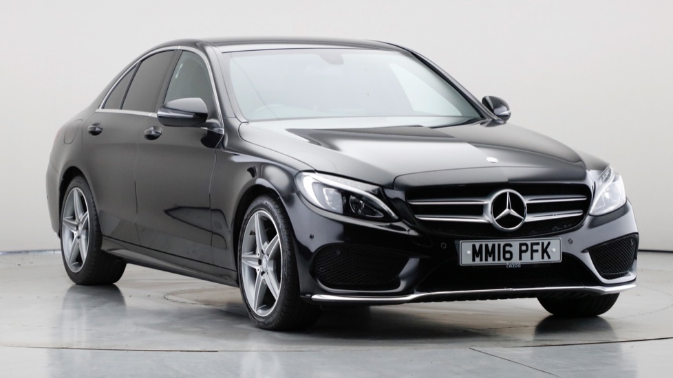 2016 Used Mercedes-Benz C Class 2.1L AMG Line C220d