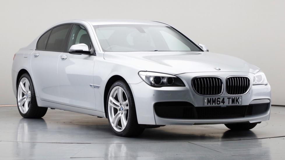 2014 Used BMW 7 Series 3L M Sport 730d