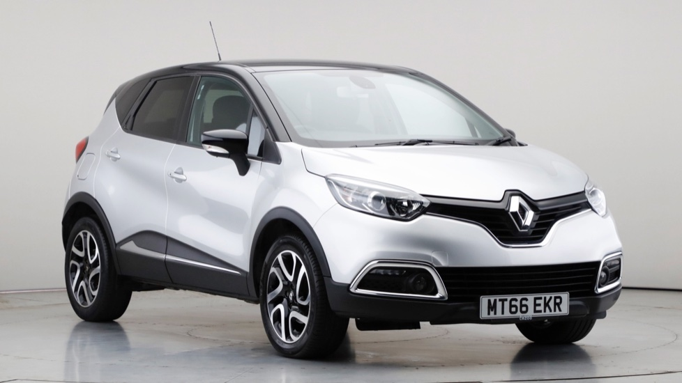 2017 Used Renault Captur 1.5L Dynamique S Nav ENERGY dCi