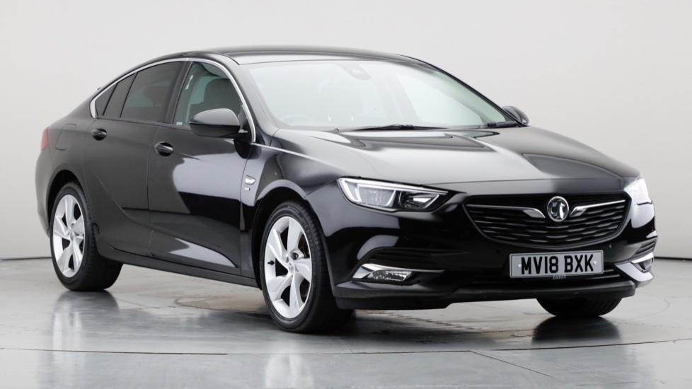 2018 Used Vauxhall Insignia 1.5L SRi Nav i Turbo