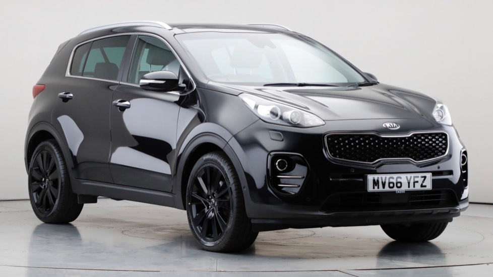 2016 Used Kia Sportage 2L First Edition CRDi