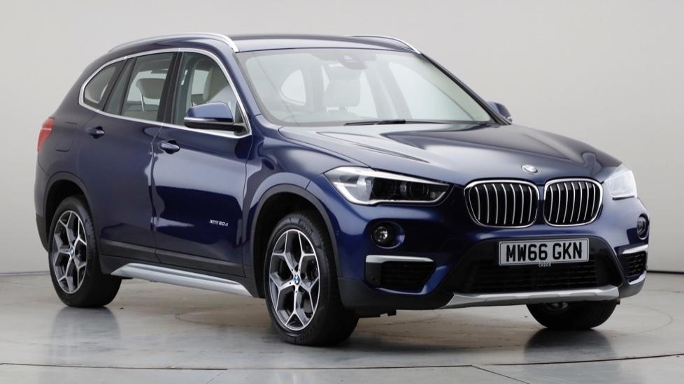2016 Used BMW X1 2L xLine 20d