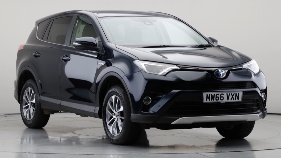 2017 Used Toyota RAV4 2.5L Business Edition Plus VVT-h