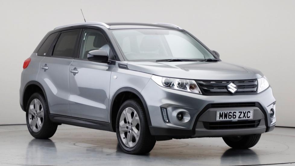 2016 Used Suzuki Vitara 1.6L SZ-T