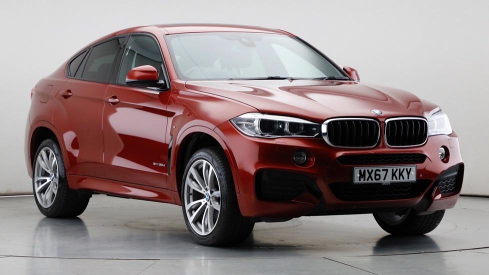 2017 Used BMW X6 3L M Sport 30d