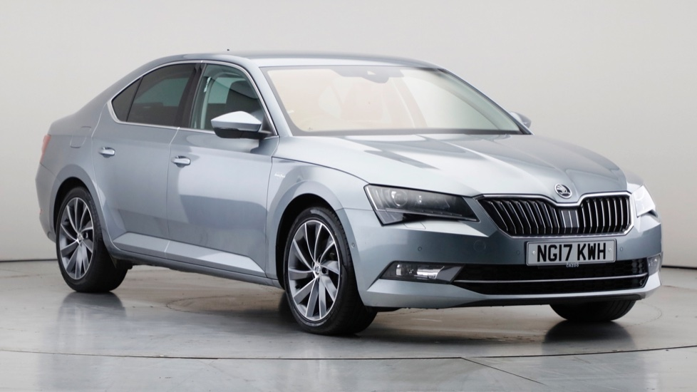 2017 Used Skoda Superb 2L Laurin & Klement CR DPF TDI