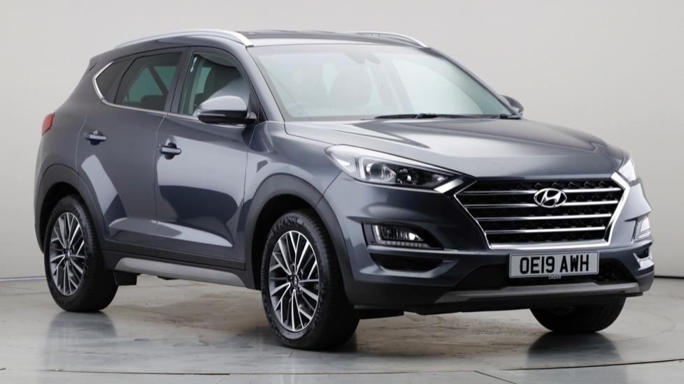 2019 Used Hyundai Tucson 1.6L Premium T-GDi