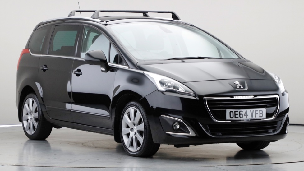 2015 Used Peugeot 5008 2L Allure HDi