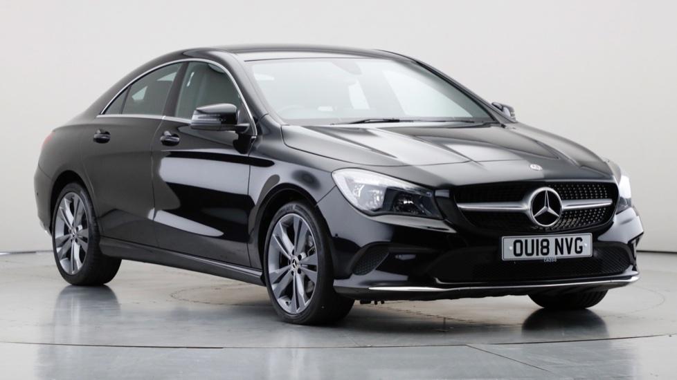 2018 Used Mercedes-Benz CLA Class 2.1L Sport CLA220d