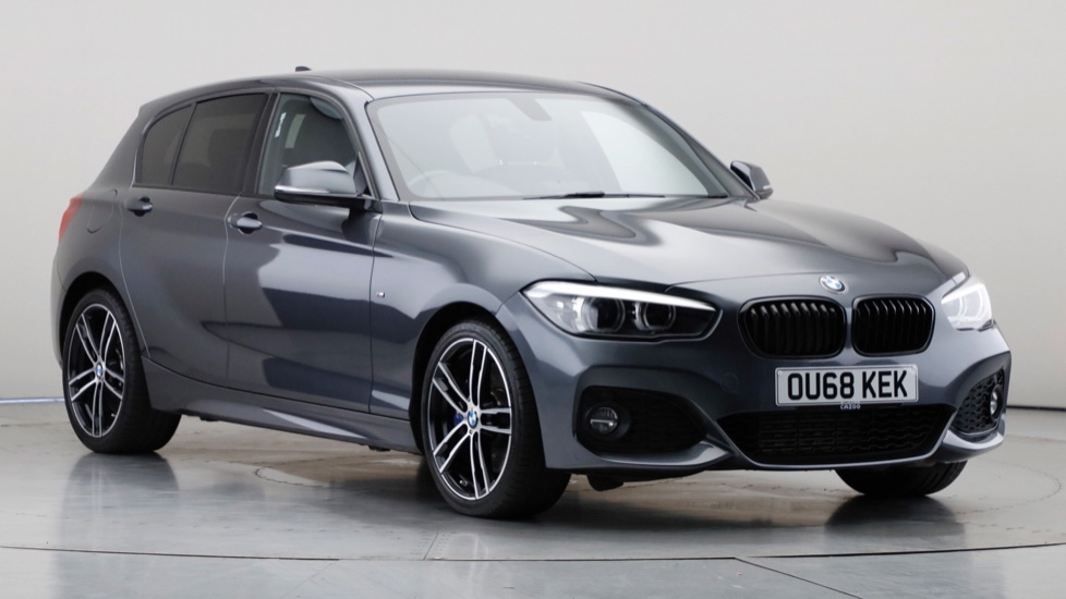 2018 Used BMW 1 Series 2L M Sport Shadow Edition 118d