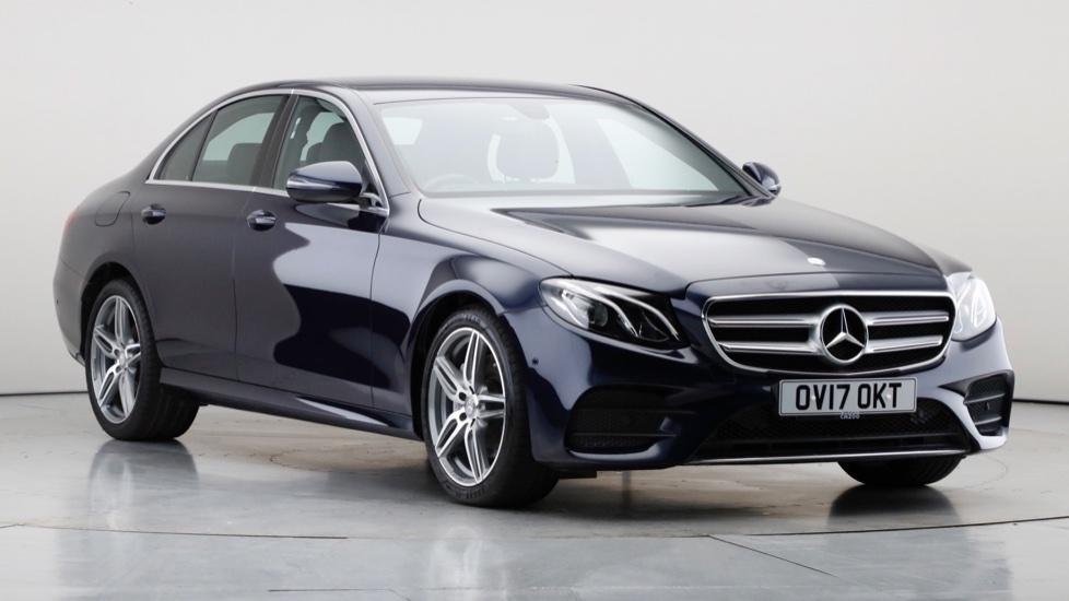 2017 Used Mercedes-Benz E Class 2L AMG Line E220d