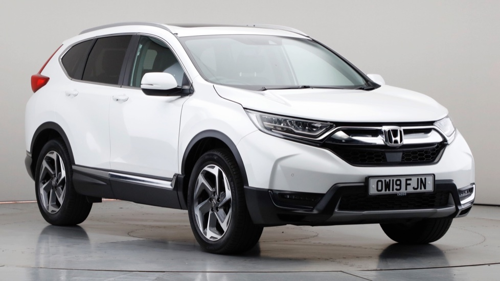 2019 Used Honda CR-V 1.5L EX VTEC Turbo