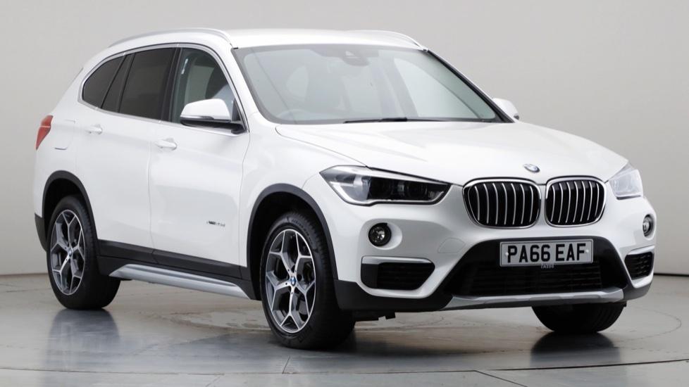 2017 Used BMW X1 2L xLine 25d