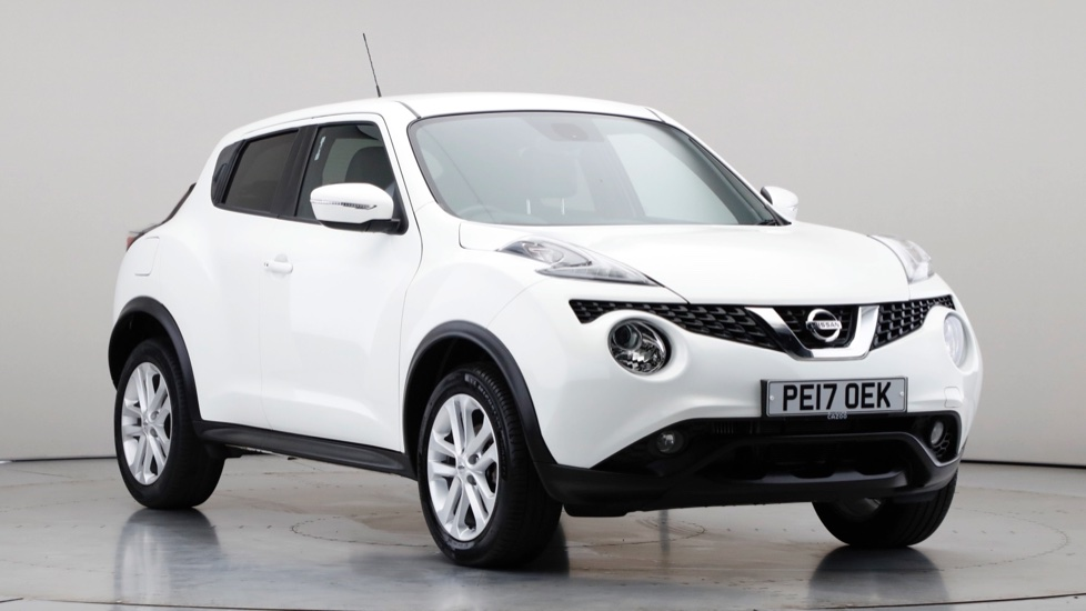 2017 Used Nissan Juke 1.2L N-Connecta DIG-T