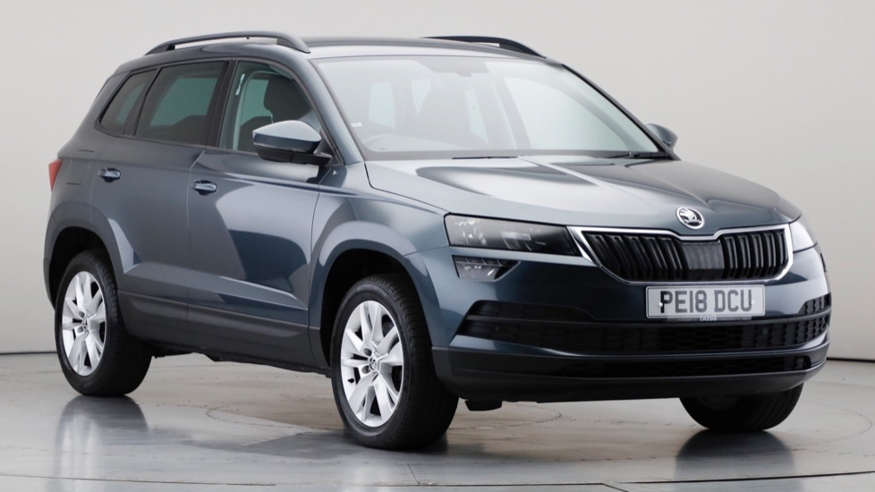 2018 Used Skoda Karoq 1L SE Technology TSI