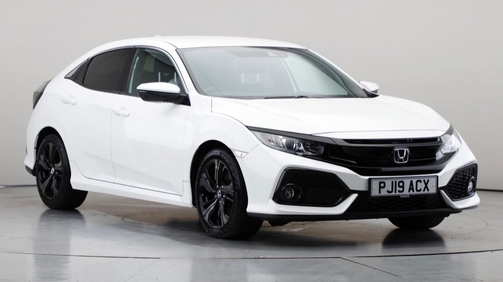2019 Used Honda Civic 1.6L SR i-DTEC