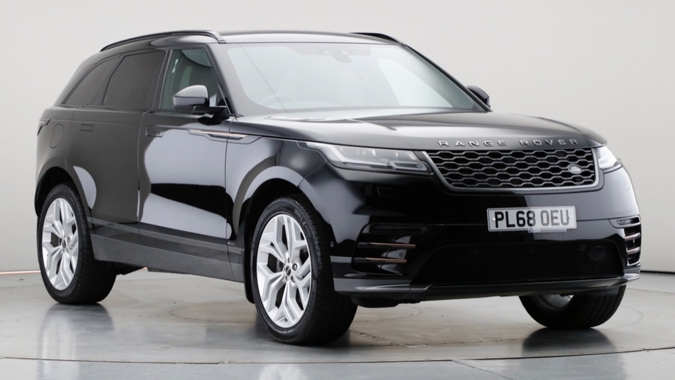 2018 Used Land Rover Range Rover Velar 2L R-Dynamic HSE P250