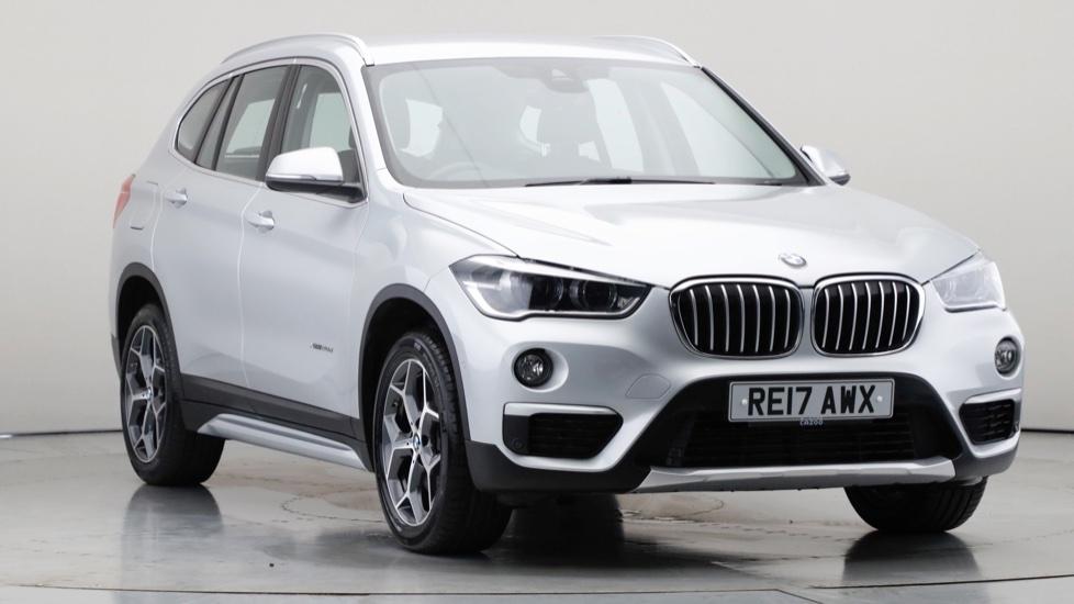 2017 Used BMW X1 2L xLine 20d