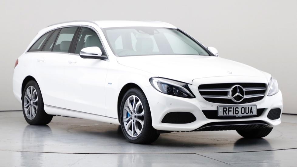 2016 Used Mercedes-Benz C Class 2L Sport C350e