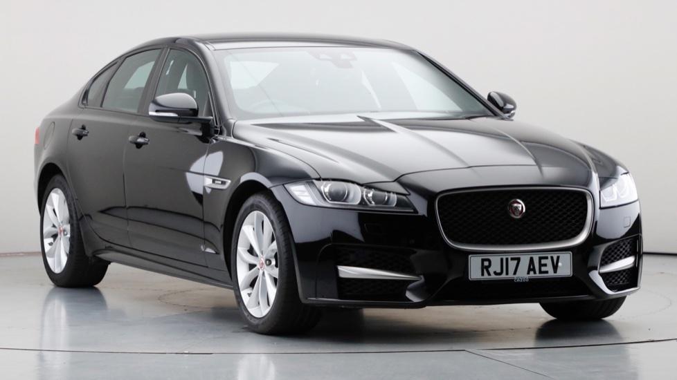 2017 Used Jaguar XF 2L R-Sport Black Edition d