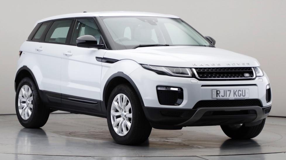 2017 Used Land Rover Range Rover Evoque 2L SE Tech eD4