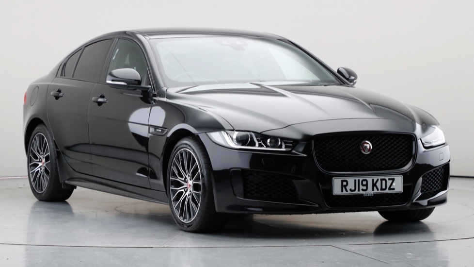 2019 Used Jaguar XE 2L Landmark i