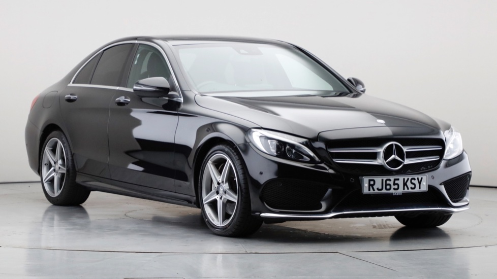 2015 Used Mercedes-Benz C Class 2.1L AMG Line C250d
