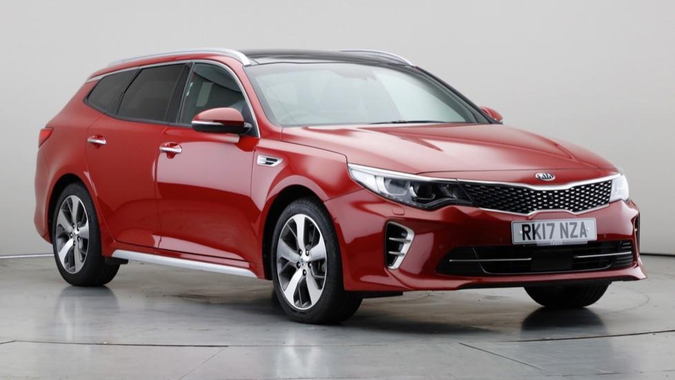 2017 Used Kia Optima 1.7L GT-Line S CRDi