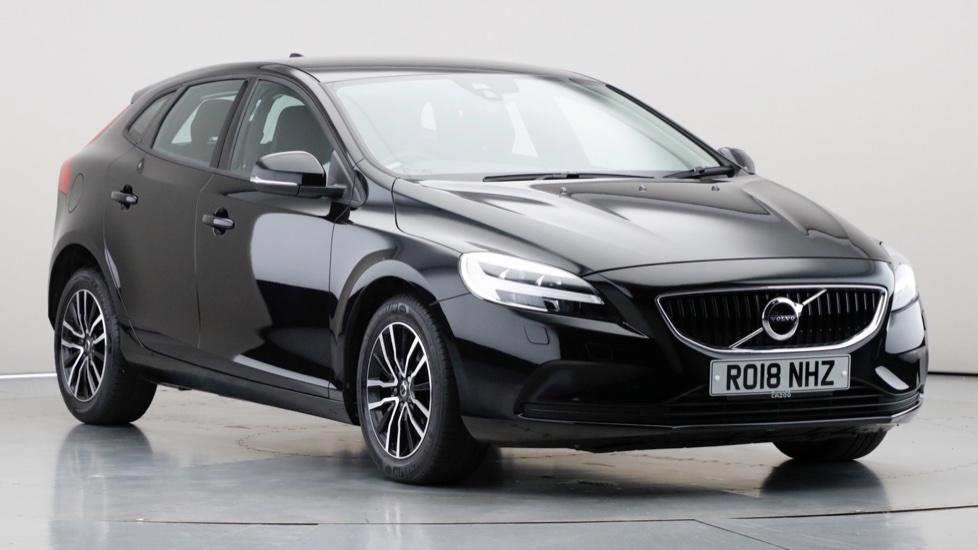 2018 Used Volvo V40 2L Momentum Nav Plus T2