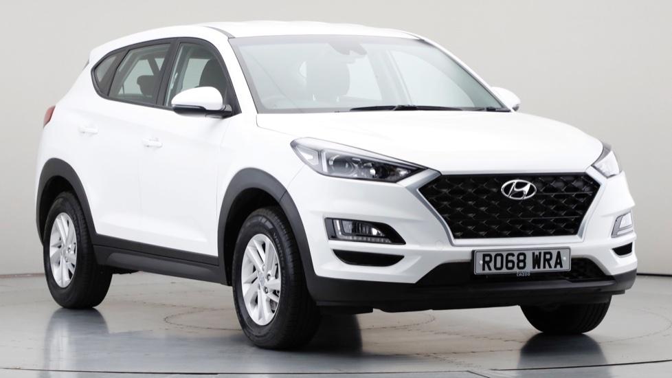2018 Used Hyundai Tucson 1.6L S Connect GDi