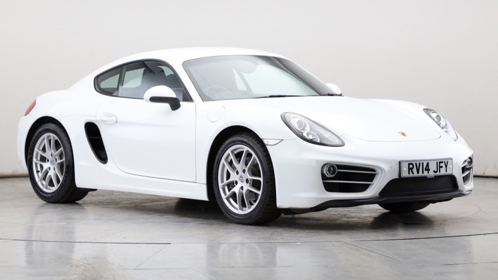 2014 Used Porsche Cayman 2.7L 981
