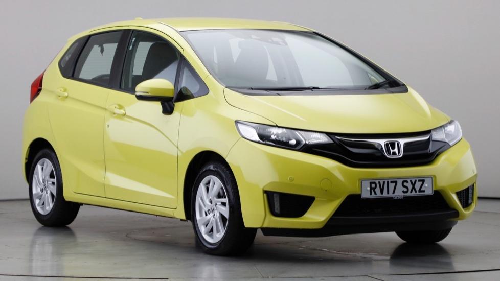 2017 Used Honda Jazz 1.3L SE Navi i-VTEC