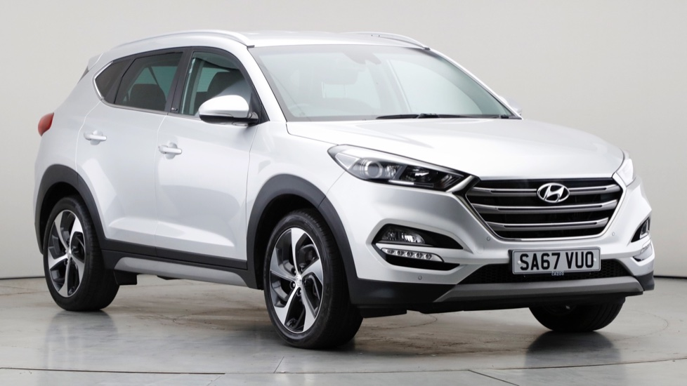 2017 Used Hyundai Tucson 1.6L Sport Edition T-GDi