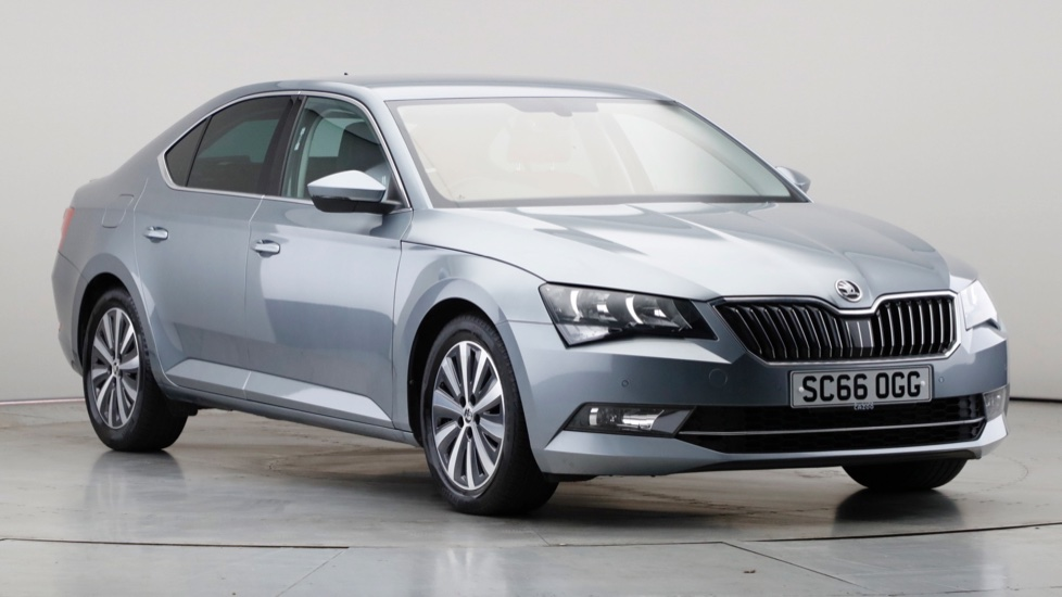2017 Used Skoda Superb 1.6L SE Technology TDI