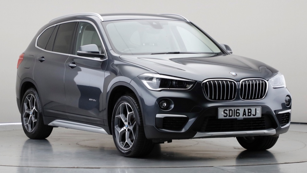 2016 Used BMW X1 2L xLine 18d