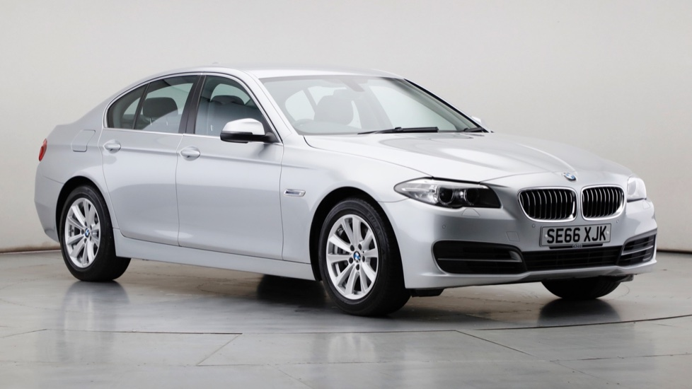 2016 Used BMW 5 Series 2L