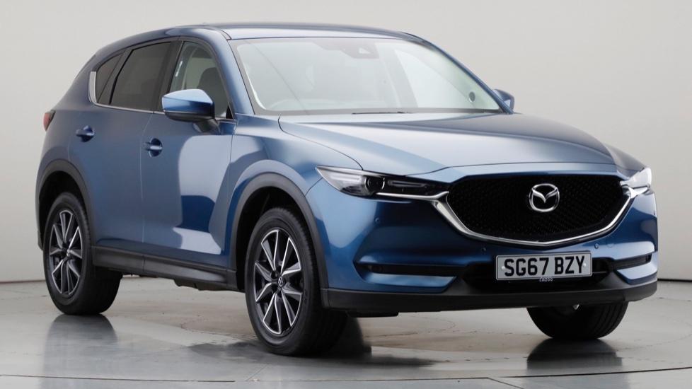 2017 Used Mazda CX-5 2L Sport Nav SKYACTIV-G